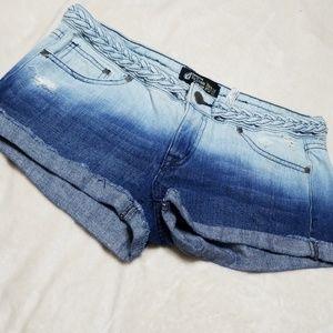 Vocom Jean shorts